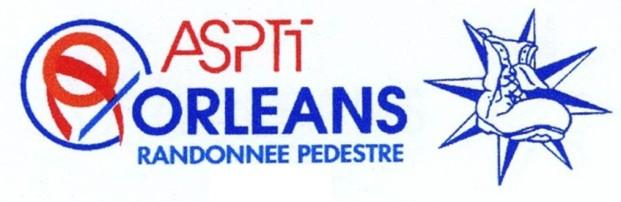 logo ASPTT Orléans randonnée pédestre