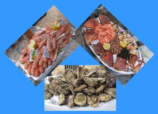 MN et les produits de la mer