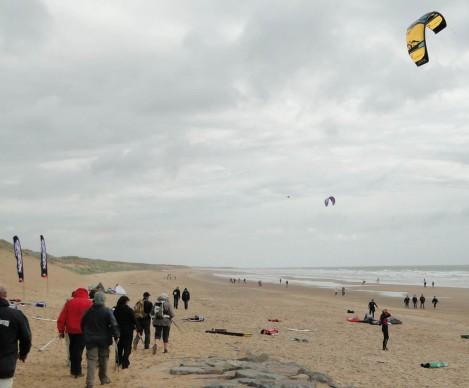 Marche nordique ou sky-surf