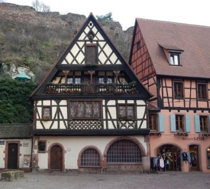 Kaysersberg maison du forgeron