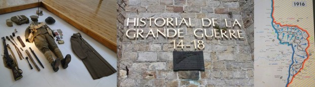 Péronne Historial de la Grande Guerre 14 - 18