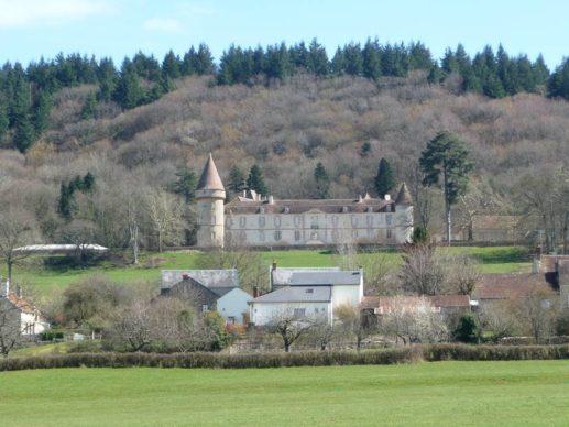 Bazoches Château de Vauban a