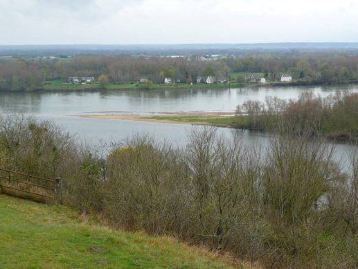 Confluent Loire - Vienne