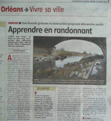 Randonnée des quais de Loire 2016