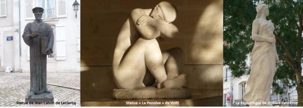 Statues Orléans