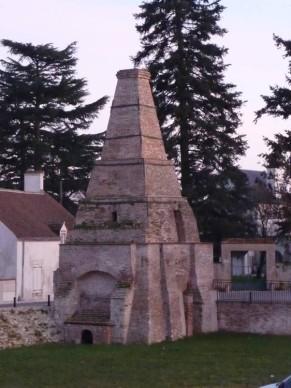 Four à briques St Pryvé