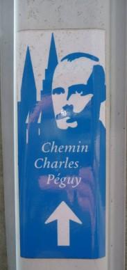 Chemin Charles Péguy Dourdan