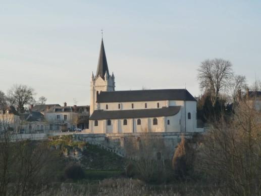 Eglise Saint Mesmin