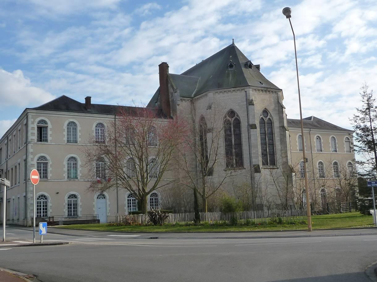 Ville La Chapelle Saint Mesmin