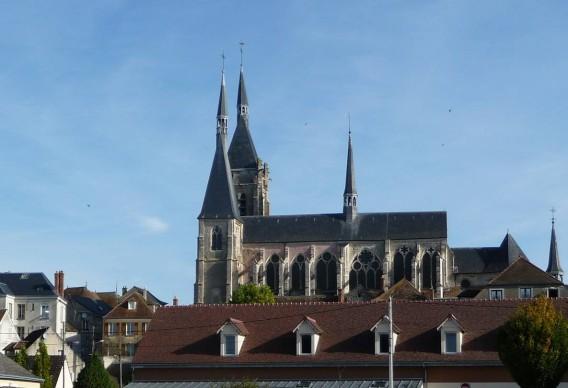 Eglise de Dourdan